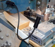Littlite on Drill Press