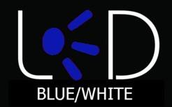 SELECTABLE BLUE/WHITE OUTPUT