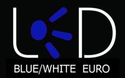 BLUE/WHITE EURO VERSION